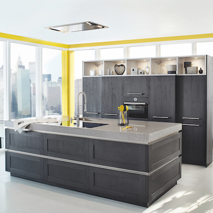Exceptionnel Italian And German Modular Kitchens, Luxury Italian ...
